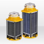 AV-426-RF Radio-Controlled Solar Aviation Lights