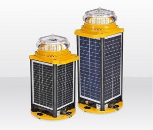 AV-426-RF Radio-Controlled Solar Aviation Lights