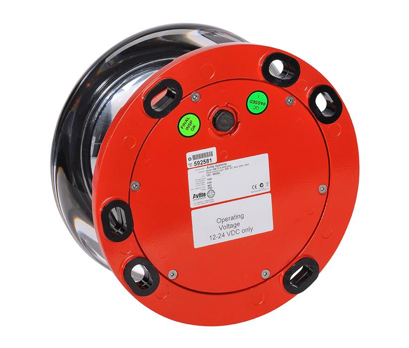 FAA L-864 Red LED Medium Intensity Obstruction Light