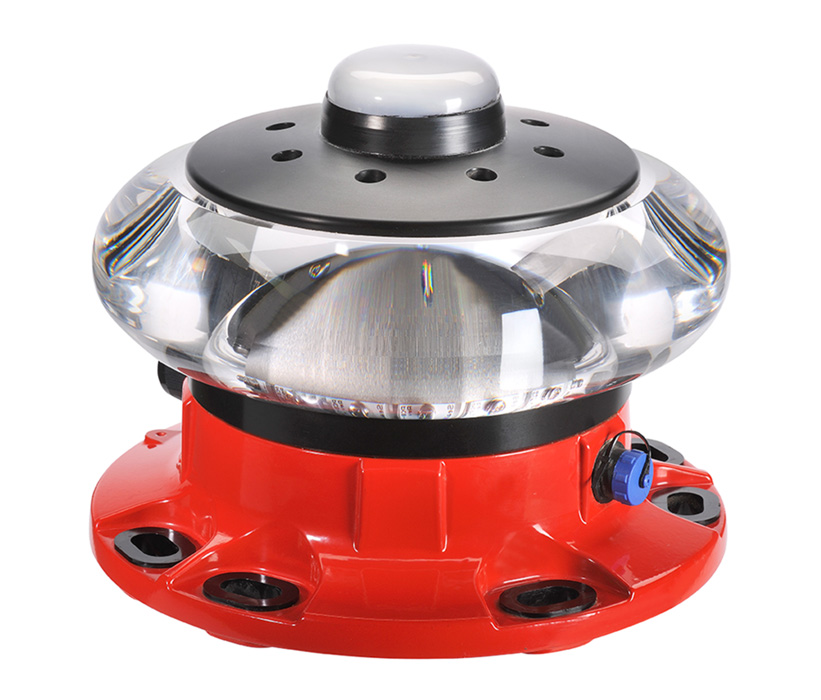 AV-OL-IMC-AV-OL-IMC-AV-OL-IMC-FAA L-864 Red LED Medium Intensity Obstruction Light