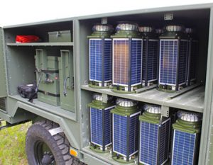 Avlite can engineer solutions for defence clients to suit international military standards