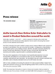Press Release Pdf