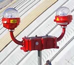 FAA Dual Obstruction Lights
