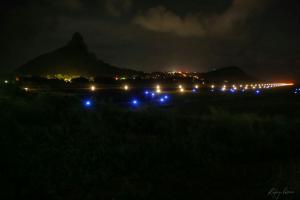 AV-70 Taxiway Lights