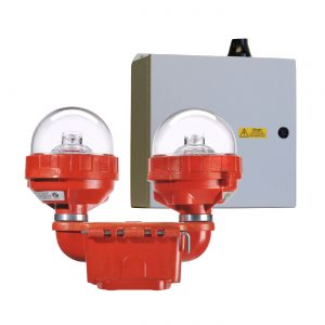 Obstruction Lighting Kit for obstacles up to 150 feet.