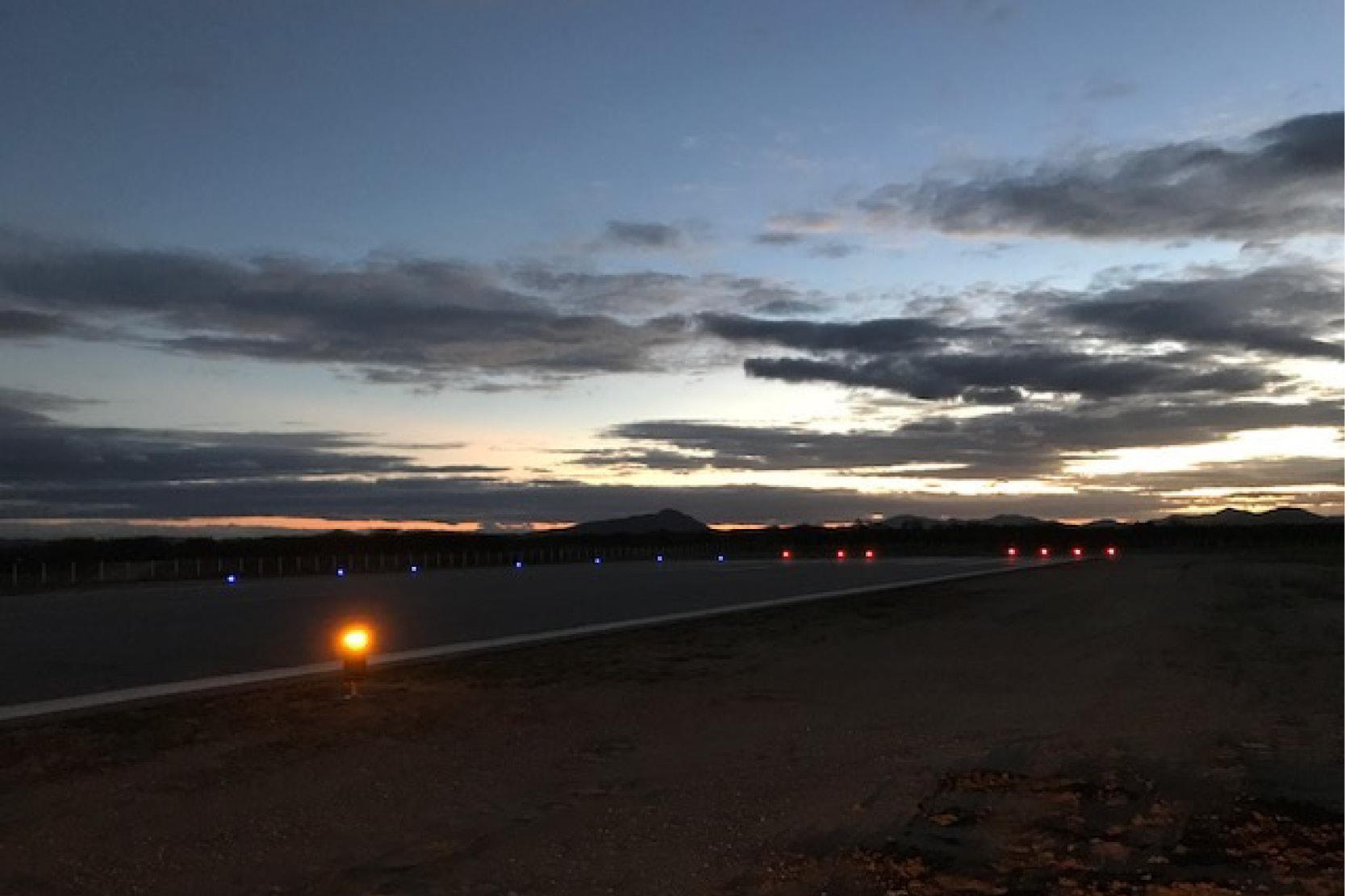 Solar Airfield Lighting Solution aids Regional Development in Brazil