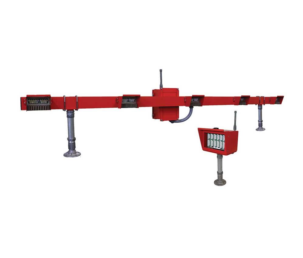 LED Medium Intensity Approach Lighting System (MALSR)