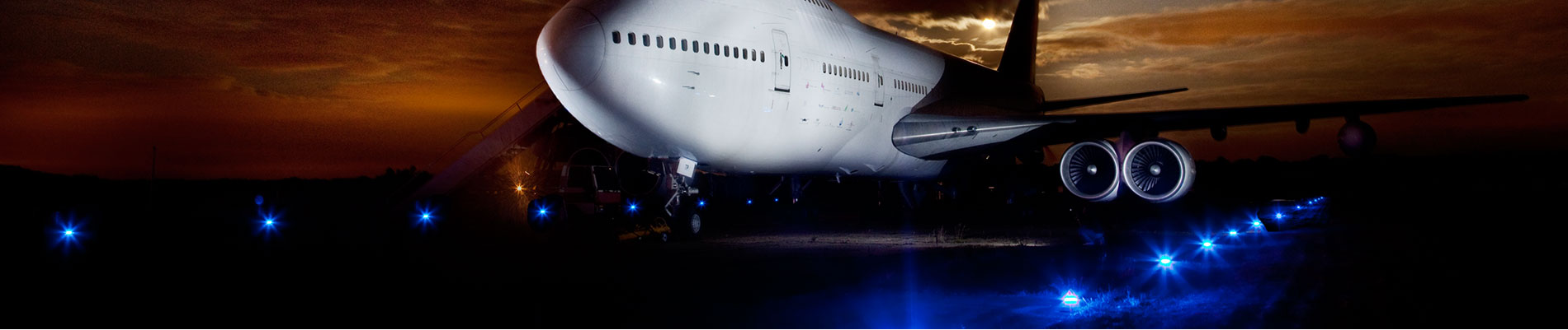New Airpark Uses Avlite LED Lighting to Enhance Aviation Safety