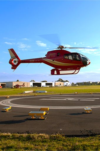Helipad Lighting solutions