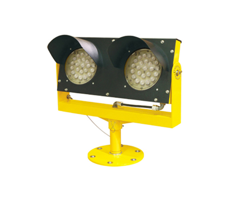 Av Ergl Faa Icao Solar Led Elevated Runway Guard Light For