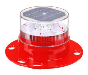 Solar Obstruction Light AV-OL-60