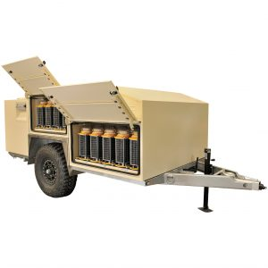 airport runway lighting system