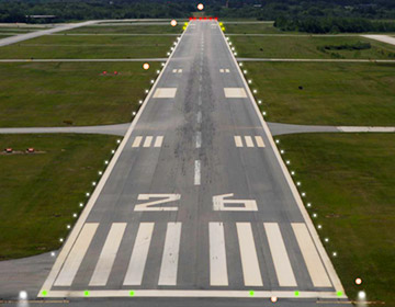 Airfield Lighting Solutions For Runways Airport Lights