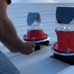 New Obstruction Lighting Helps to Ensure Aircraft and Passenger Safety at International Airport