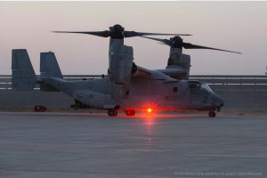 Joint Forces Air Base Expands Airfield Lighting to Increase Operations, Safety