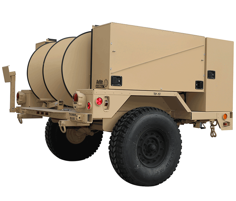 Portable Military Systems