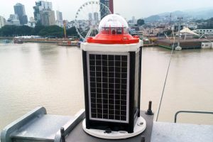 Solar Obstruction Lighting on Cable Car Towers Improves Commuters, Aeromedical Helicopter Safety